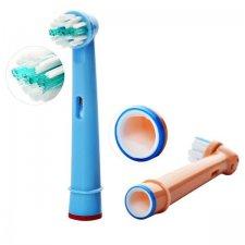 Náhradné hlavice pre zubné kefky  4ks