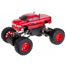 RC auto Drift Rock Crawler 4x4 – červené