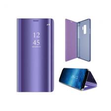 Knižkové puzdro Smart Clear View Samsung Galaxy A41 Fialové