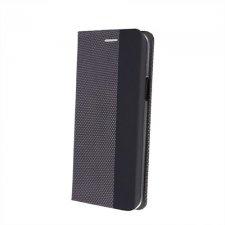 Knižkové puzdro Smart Senso Samsung Galaxy A41 Sivé