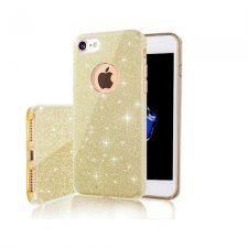 Kryt na Apple iPhone 11 Pro Max Glitter 3in1 Zlatý