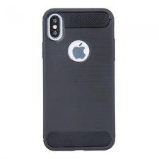 Kryt na Huawei P Smart 2019 / Honor 10 Lite Simple Black Čierny