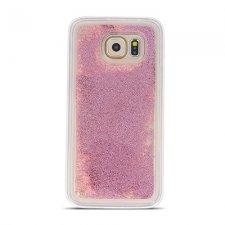 Kryt na Samsung Galaxy S10 Lite / A91 Liquid Pearl Ružovo Zlatý