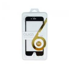 Ochranné sklo s čiernym rámom pre Apple iPhone 7 / iPhone 8 / iPhone SE 2020  OEM 9H