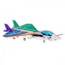3D puzzle na vymaľovanie: Lietadlo – 28 prvkov