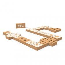 Korkové domino Čísla