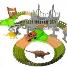 Autodráha: Dinosaur Tracks (228 prvkov)