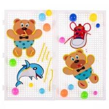 Detská náučná mozaika - 603ks