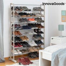 InnovaGoods Botník pre 45 párov topánok