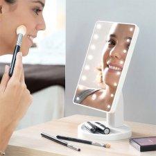 InnovaGoods Kozmetické zrkadlo s LED osvetlením