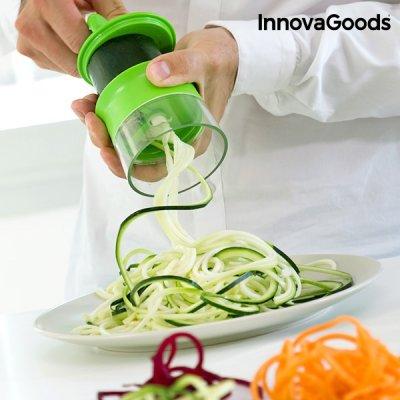 InnovaGoods Mini spiralizér na zeleninu