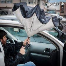 InnovaGoods Obrátený zatvárací dáždnik