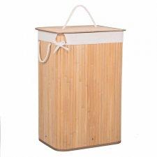 Kôš na pranie 70l– bambus