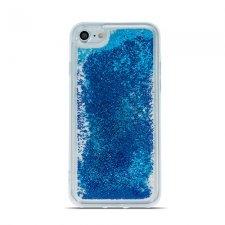 Kryt na Samsung Galaxy S20 TPU Liquid Sparkle Pearl Modrý