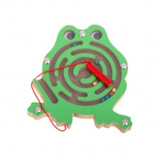 Magnetický labyrint: Žaba