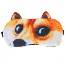 Maska na spanie: Doge