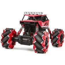 RC auto NQD Drift Climber 4WD 1:16 – červená