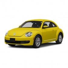 RC auto Volkswagen Beetle - žlté