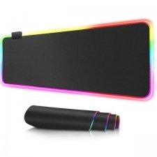 RGB podložka pod myš 40x90