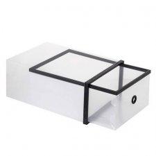 SPRINGOS Box na topánky so zásuvkou 33x23x13,5 cm