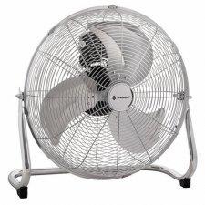 SPRINGOS Podlahový ventilátor - 50cm - 110W - strieborný