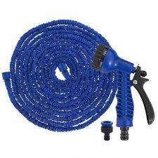 SPRINGOS Záhradná flexibilná hadica 5m - 15m - modrá