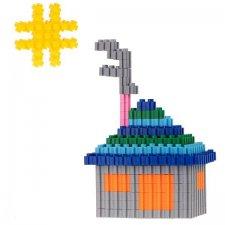 Stavebný Box: 265ks + dinosaury