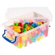 Stavebný Box: Detské kocky 240ks