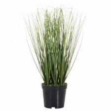 Umelá tráva v črepníku 45 cm