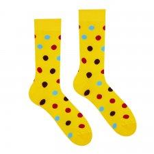 Veselé ponožky Frutti dlhé - 35-38