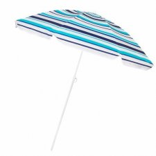 Záhradný slnečník 160cm, modrý