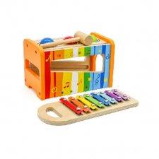 Sada činelov + kladivo pre deti