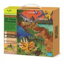 3D Puzzle – Dinosaury