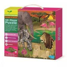 3D Puzzle – Safari