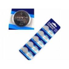 Batérie CR 2032 – 5 ks