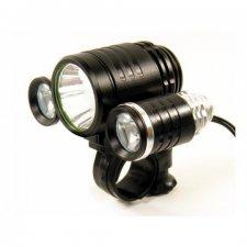 Baterka - Čelovka T6 LED ZOOM