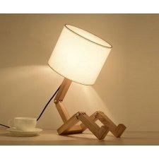Dekoratívna nočná lampa