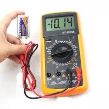 Digitálny multimeter DT9205A