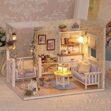 DIY drevený domček pre bábiky – 3013