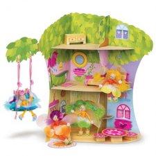 3D puzzle - Domček pre bábiky Fairyland3