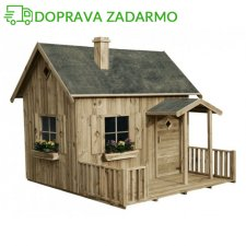 Drevený záhradný domček pre deti MAYA