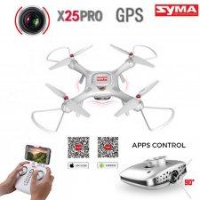 Dron SYMA X25Pro - GPS Followe Me FPV