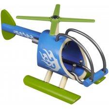 Helikoptéra e-Copter z bambusu