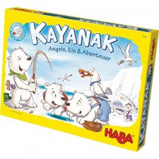 Hra Kayanak arktické dobrodružstvo