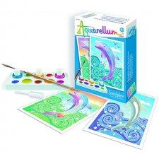 Aquarellum Delfín