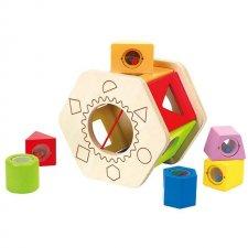 Triedenie tvarov box