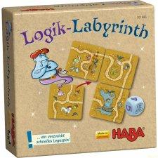 Hra Logický labyrint