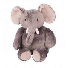 Mäkký plyšový sloník 30cm