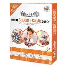 Vedecký set Solárna energia mini