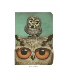 Santoro zošity Book Owls
